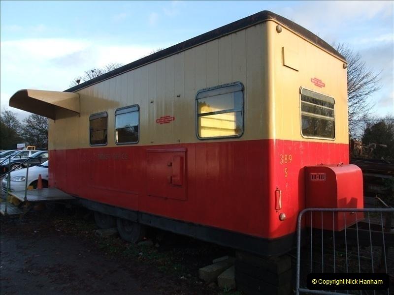 2009-11-30 Mid Hants Railway.  (2)248