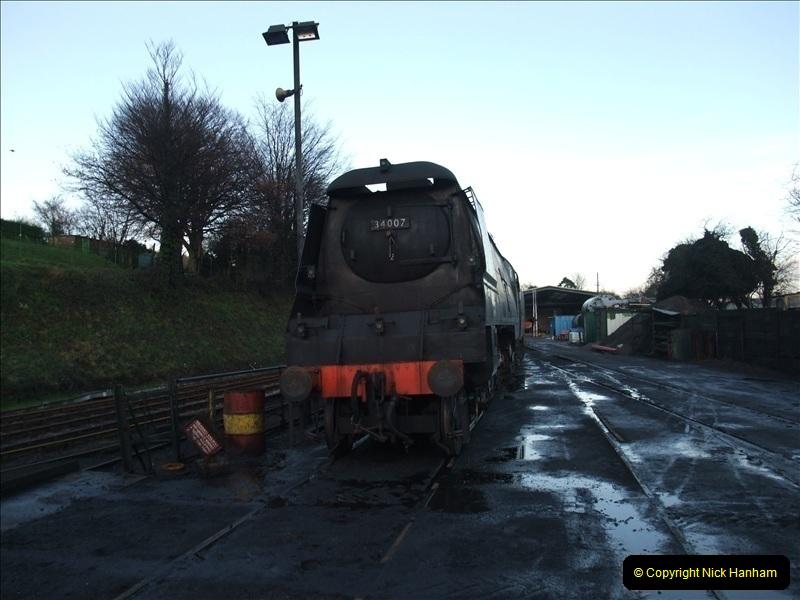 2009-11-30 Mid Hants Railway.  (24)270