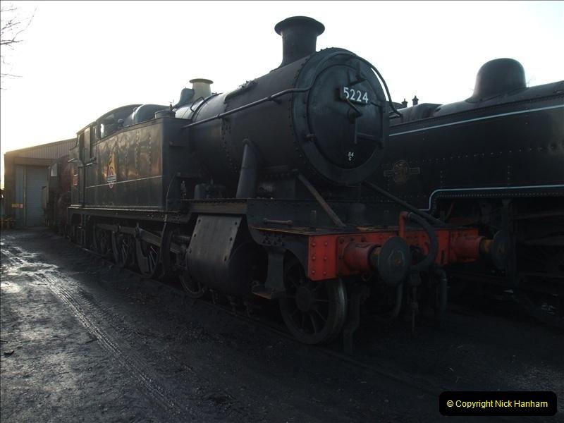 2009-11-30 Mid Hants Railway.  (29)275