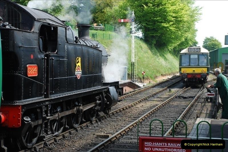 2010-05-19 Mid Hants. Railway.  (10)290