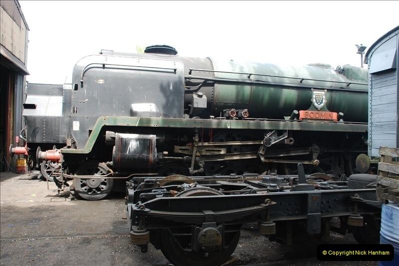 2010-05-19 Mid Hants. Railway.  (24)304