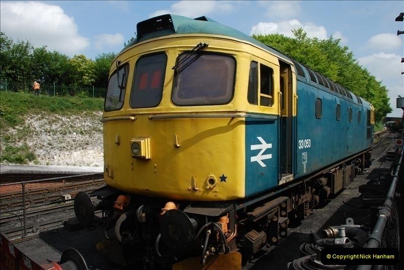 2010-05-19 Mid Hants. Railway.  (33)313