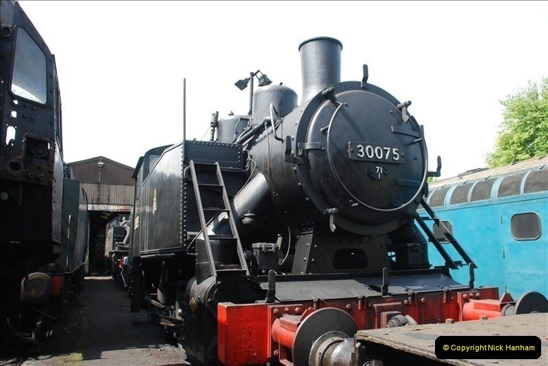 2010-05-19 Mid Hants. Railway.  (37)317
