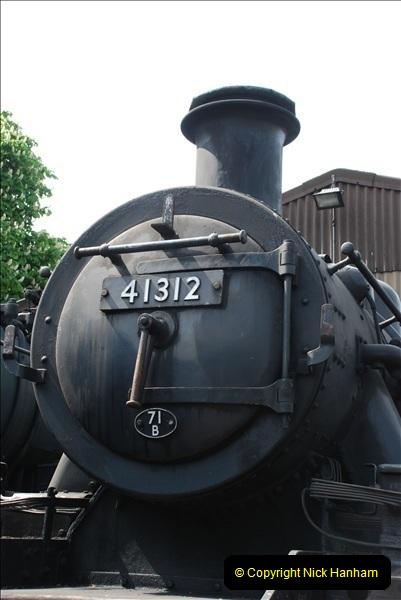 2010-05-19 Mid Hants. Railway.  (40)320
