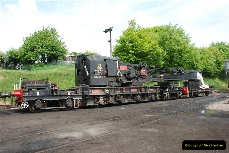 2010-05-19 Mid Hants. Railway.  (43)323