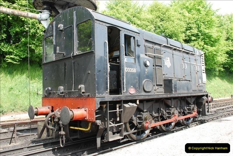 2010-05-19 Mid Hants. Railway.  (53)333