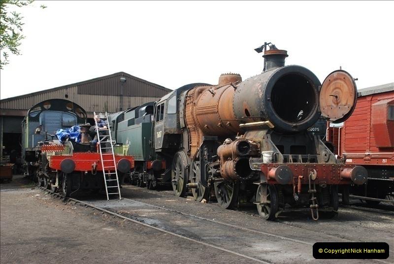 2010-05-19 Mid Hants. Railway.  (60)340