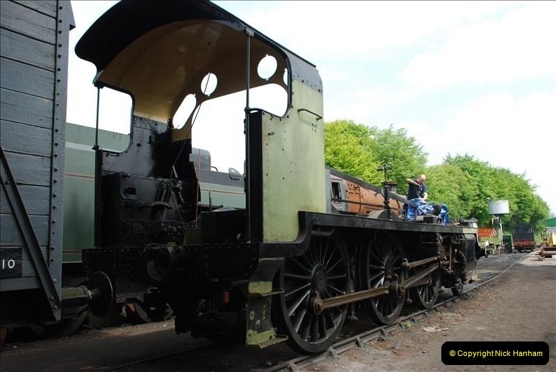 2010-05-19 Mid Hants. Railway.  (69)349