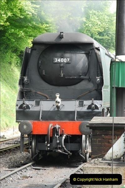 2010-05-19 Mid Hants. Railway.  (71)351
