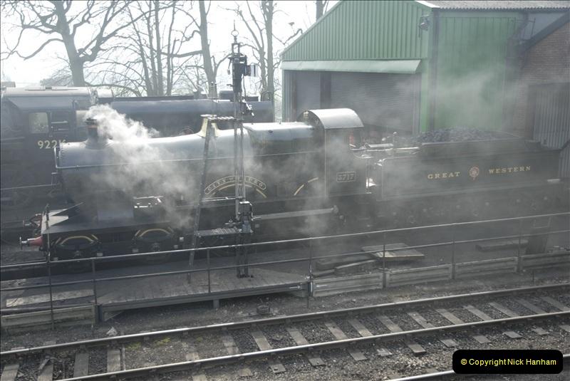 2011-03-24. Mid Hants Railway. (10)366