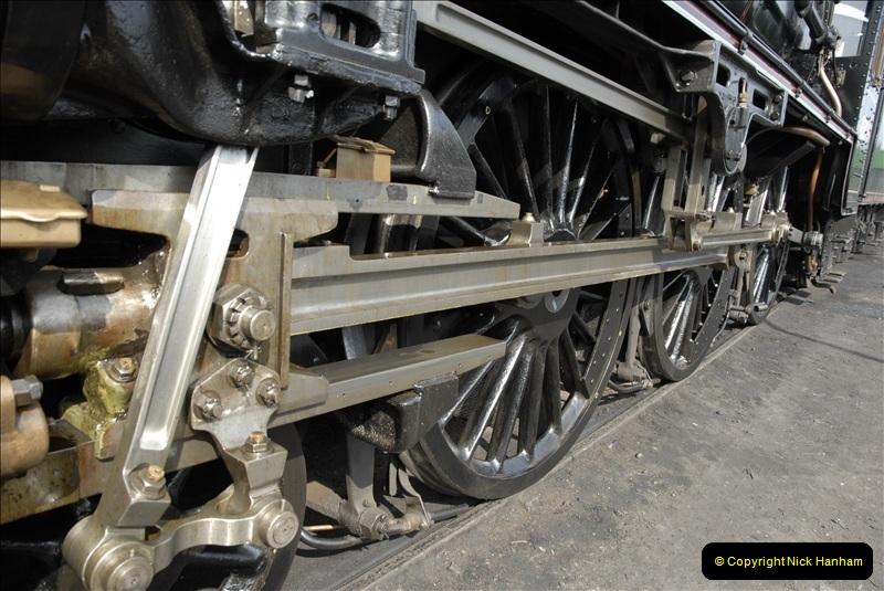 2011-03-24. Mid Hants Railway. (18)374