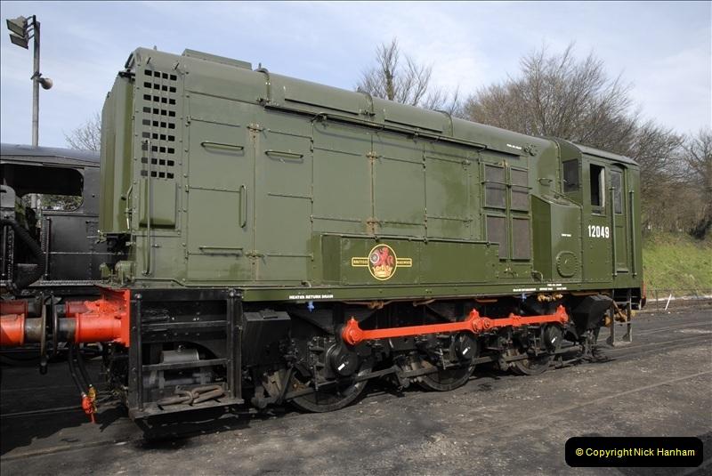 2011-03-24. Mid Hants Railway. (20)376