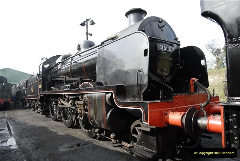 2011-03-24. Mid Hants Railway. (24)380