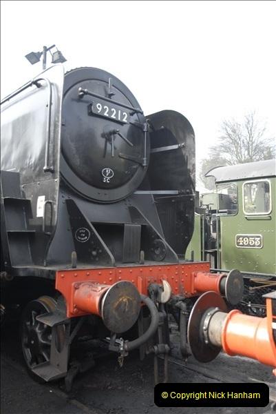 2011-03-24. Mid Hants Railway. (30)386
