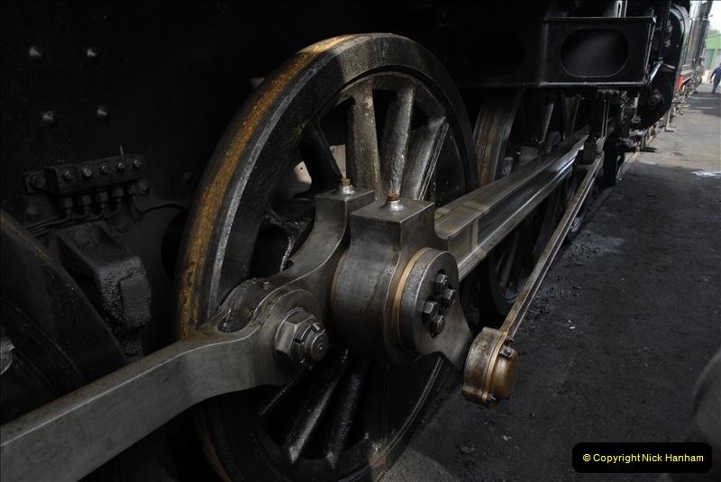 2011-03-24. Mid Hants Railway. (31)387