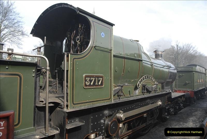 2011-03-24. Mid Hants Railway. (34)390