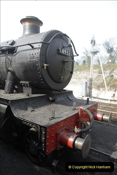 2011-03-24. Mid Hants Railway. (42)398