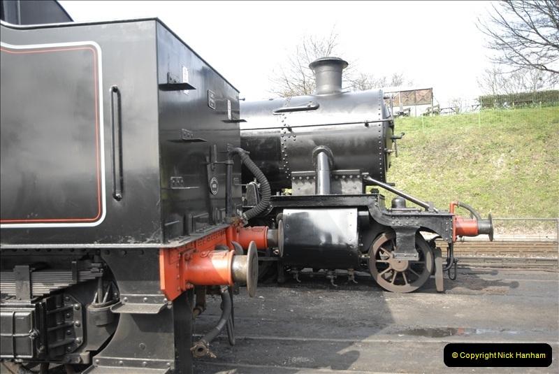 2011-03-24. Mid Hants Railway. (46)402