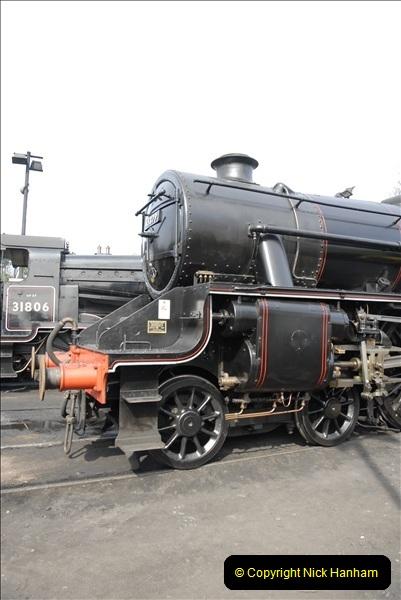 2011-03-24. Mid Hants Railway. (47)403
