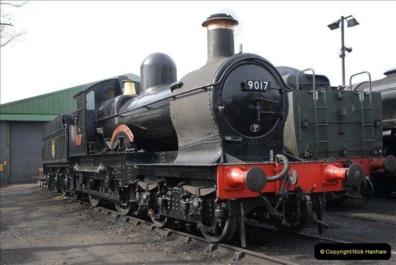 2011-03-24. Mid Hants Railway. (51)407