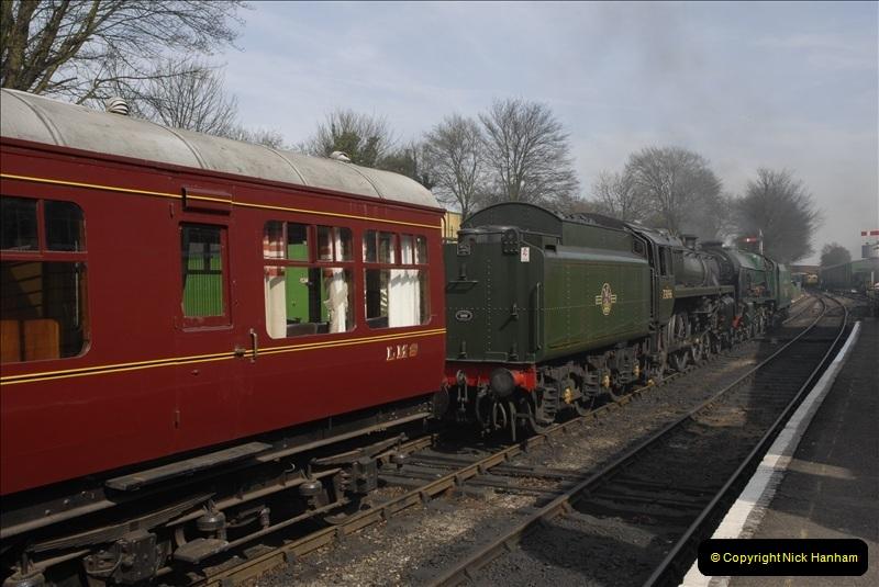 2011-03-24. Mid Hants Railway. (65)421