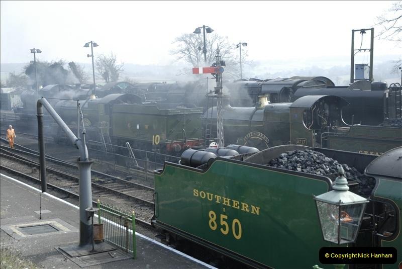 2011-03-24. Mid Hants Railway. (8)364