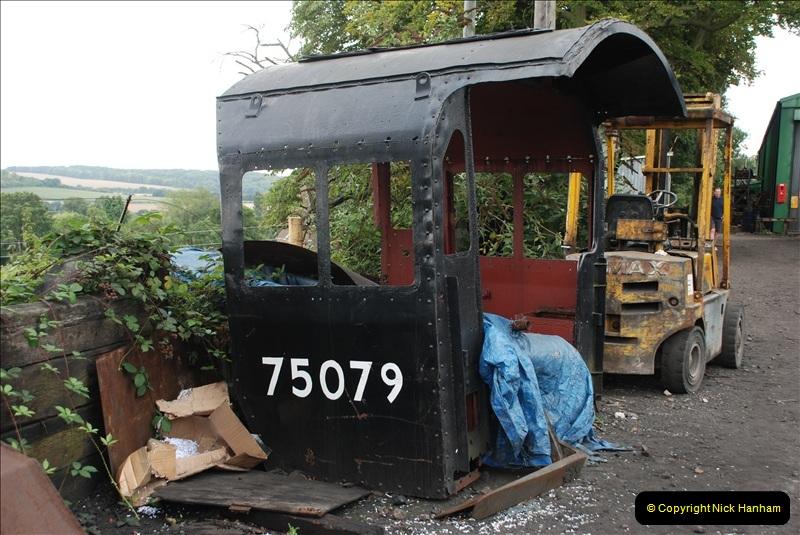 2011-08-15 Mid Hants Railway, Ropley, Hampshire.  (12)435