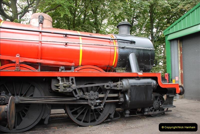 2011-08-15 Mid Hants Railway, Ropley, Hampshire.  (13)436