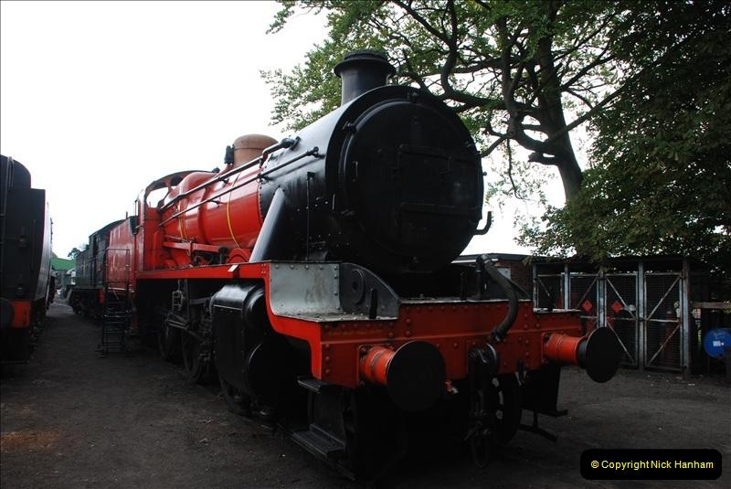 2011-08-15 Mid Hants Railway, Ropley, Hampshire.  (14)437