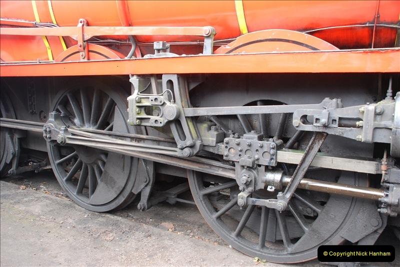 2011-08-15 Mid Hants Railway, Ropley, Hampshire.  (15)438