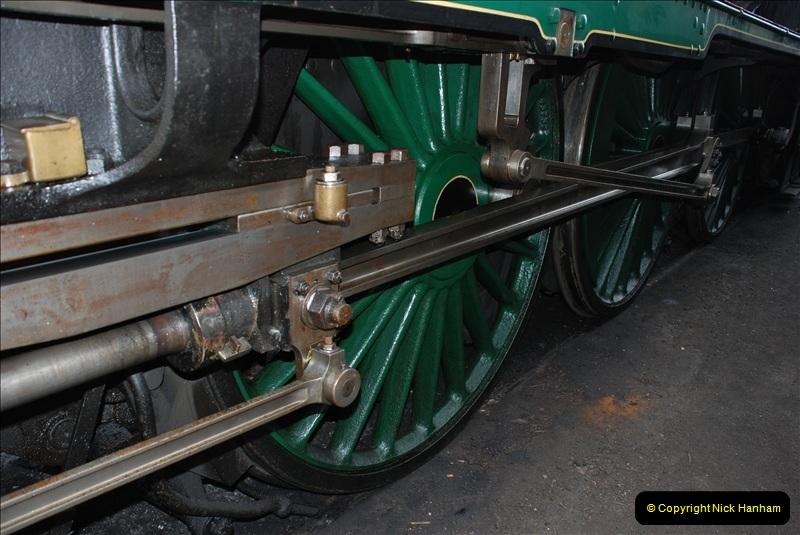 2011-08-15 Mid Hants Railway, Ropley, Hampshire.  (17)440