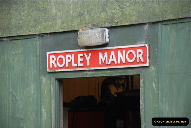 2011-08-15 Mid Hants Railway, Ropley, Hampshire.  (20)443