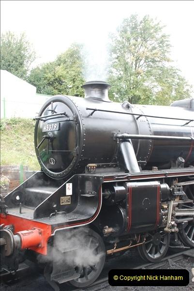 2011-08-15 Mid Hants Railway, Ropley, Hampshire.  (22)445