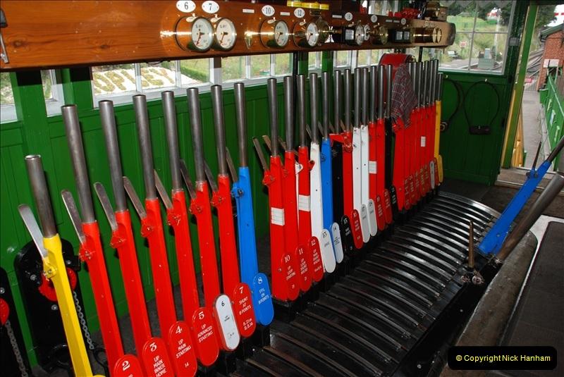 2011-08-15 Mid Hants Railway, Ropley, Hampshire.  (29)452