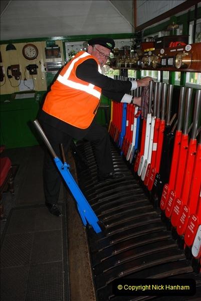 2011-08-15 Mid Hants Railway, Ropley, Hampshire.  (34)457