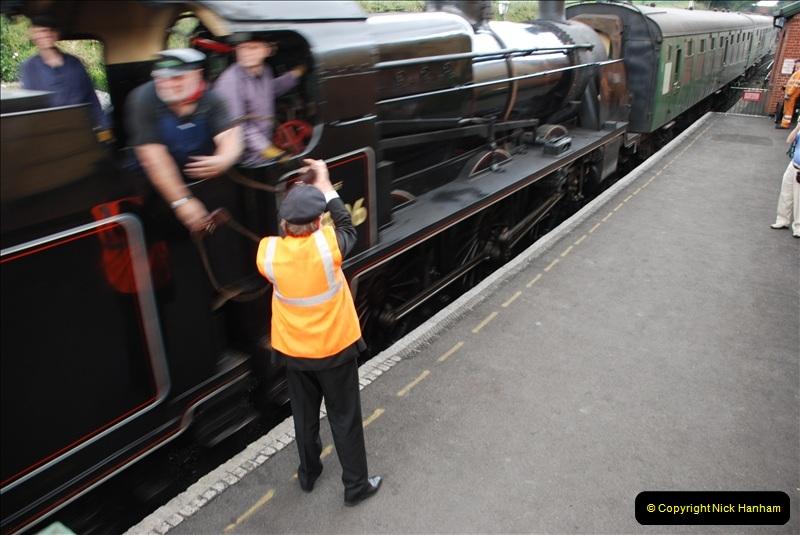 2011-08-15 Mid Hants Railway, Ropley, Hampshire.  (37)460