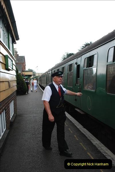 2011-08-15 Mid Hants Railway, Ropley, Hampshire.  (39)462