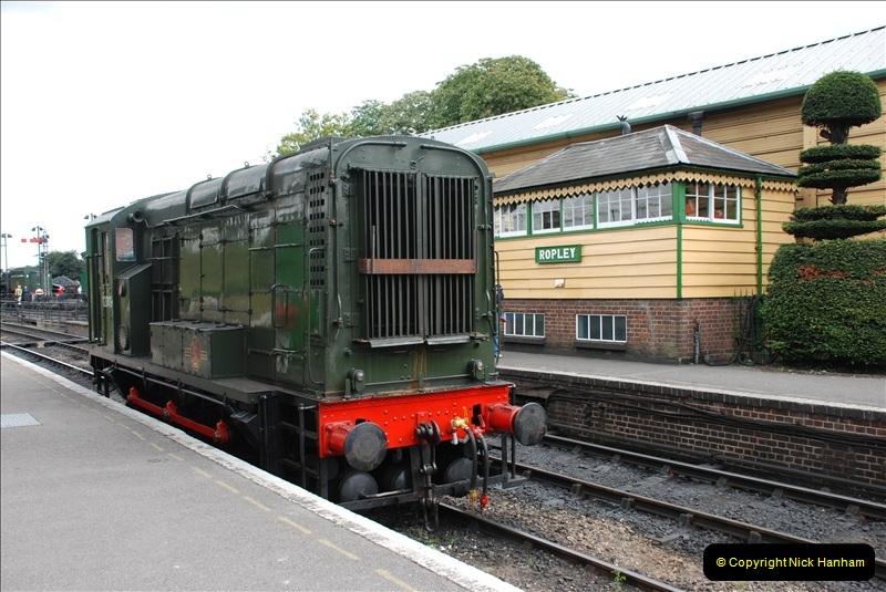 2011-08-15 Mid Hants Railway, Ropley, Hampshire.  (51)474