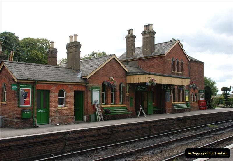 2011-08-15 Mid Hants Railway, Ropley, Hampshire.  (54)477