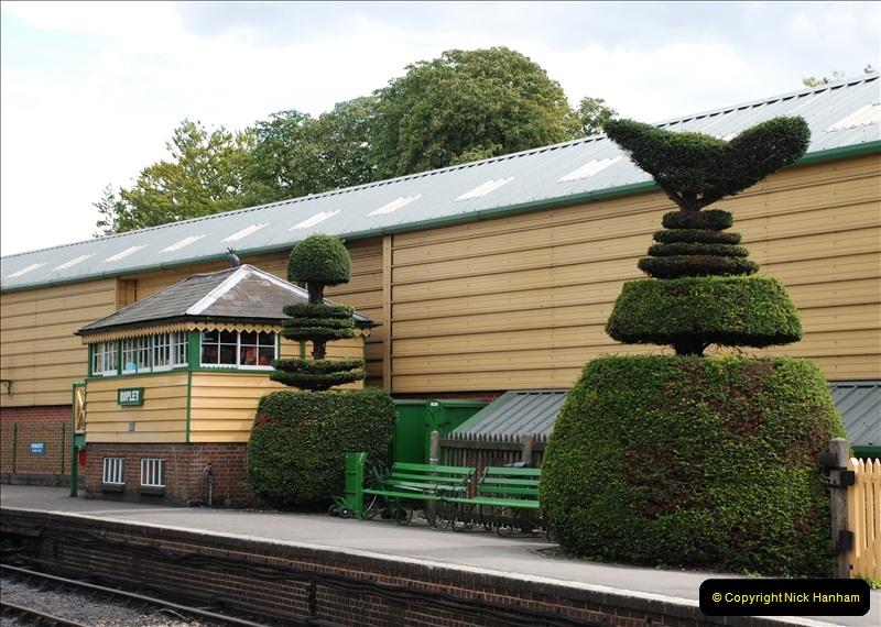 2011-08-15 Mid Hants Railway, Ropley, Hampshire.  (55)478