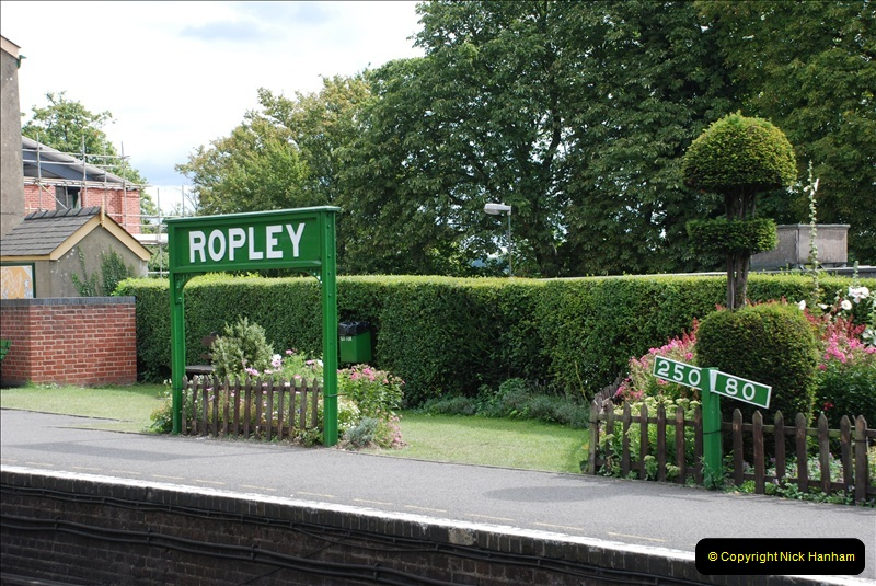 2011-08-15 Mid Hants Railway, Ropley, Hampshire.  (58)481