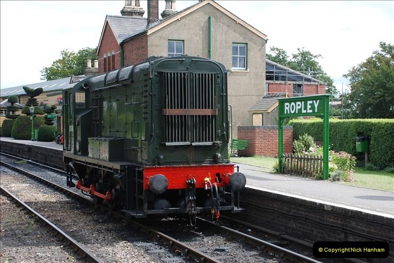 2011-08-15 Mid Hants Railway, Ropley, Hampshire.  (60)483