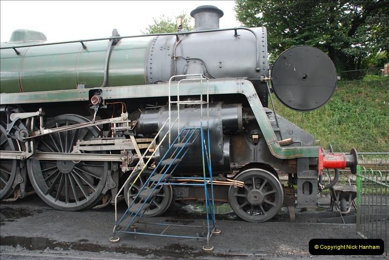 2011-08-15 Mid Hants Railway, Ropley, Hampshire.  (8)431
