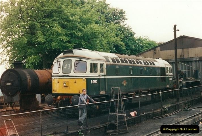 1999-05-15 The Mid Hants Railway.  (12)012