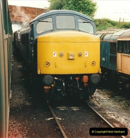 1999-05-15 The Mid Hants Railway.  (13)013