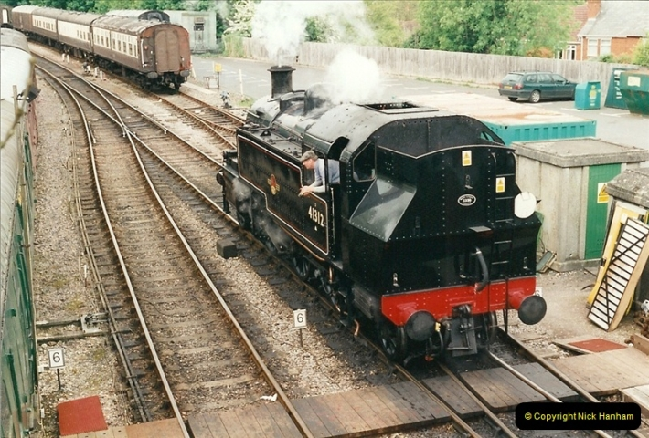1999-05-15 The Mid Hants Railway.  (2)002