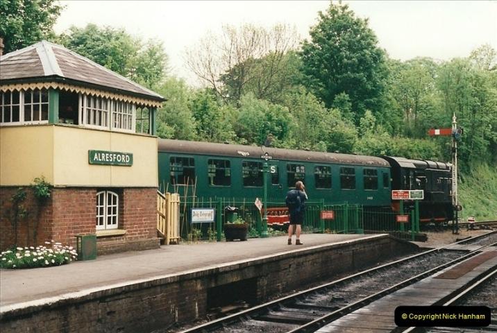 1999-05-15 The Mid Hants Railway.  (4)004
