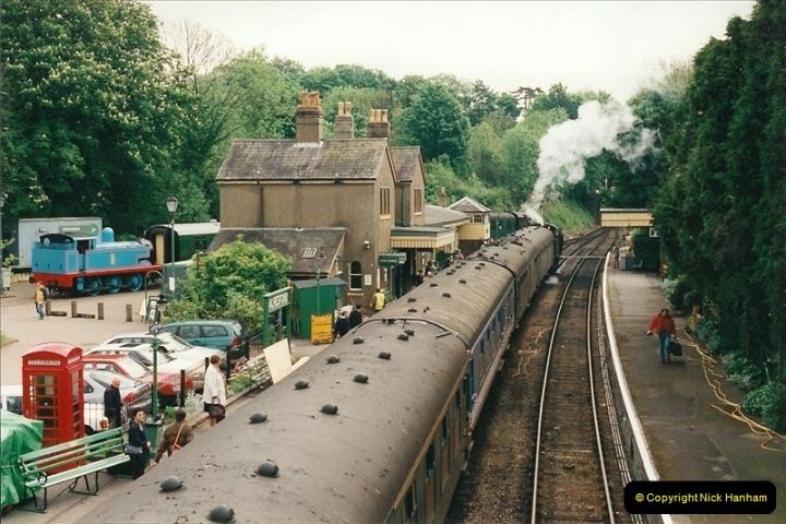 1999-05-15 The Mid Hants Railway.  (5)005