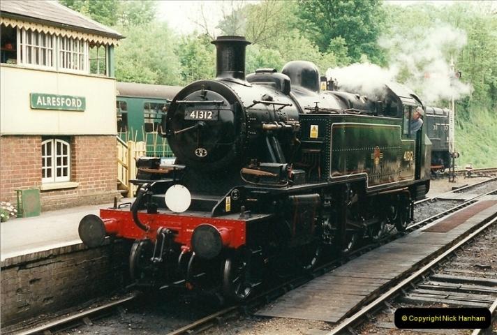 1999-05-15 The Mid Hants Railway.  (6)006