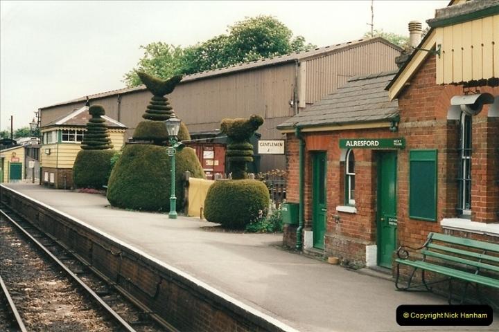 1999-05-15 The Mid Hants Railway.  (8)008